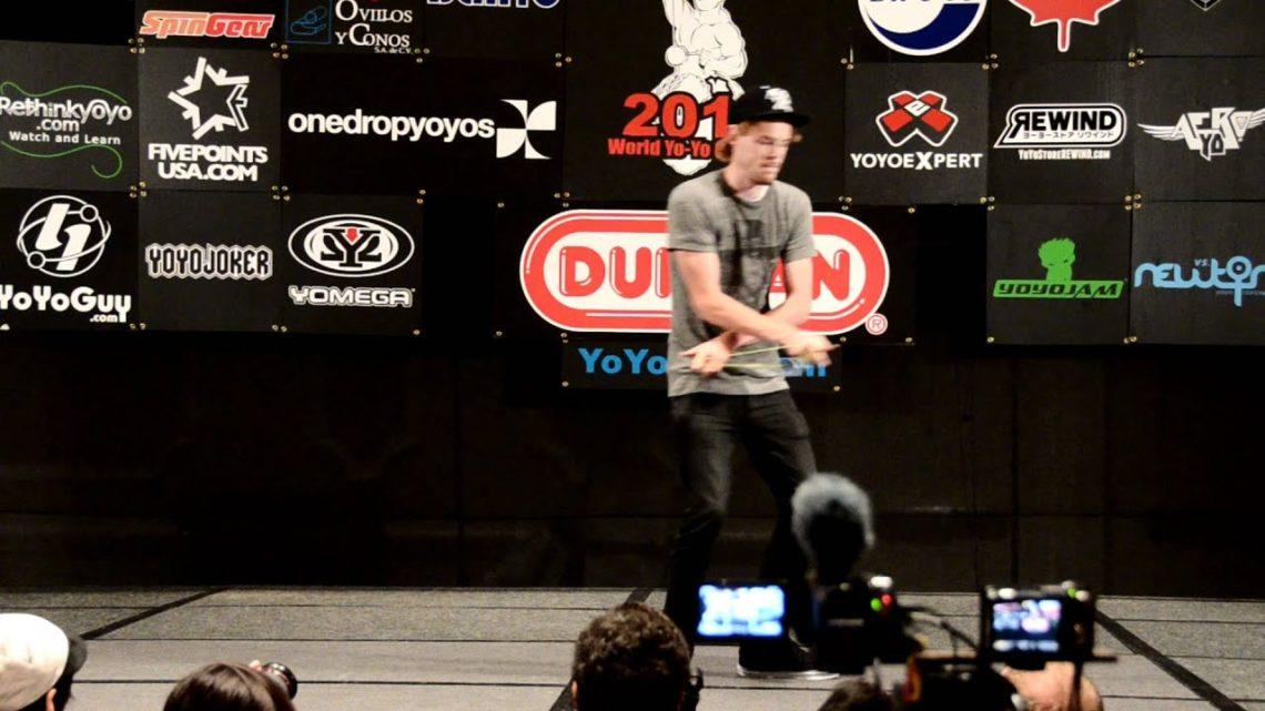 Jensen Kimmitt – 9 место на WYYC 2011