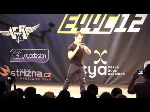 Wojcik Grzegors aka Plamek 1st 1A EYYC 2012